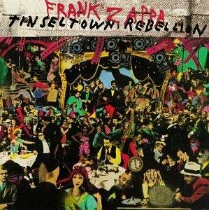 Tinseltown Rebellion album cover