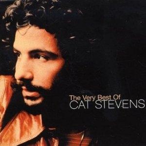 The Very Best Of Cat Stevens album cover