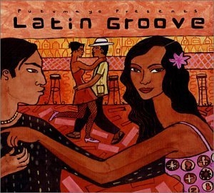 Latin Groove album cover