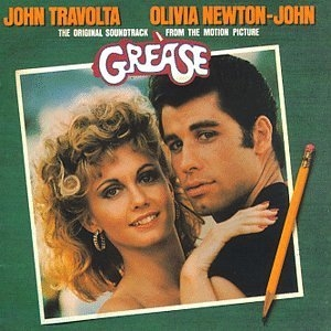 Grease (Original Soundtrack From The Motion Picture) album cover