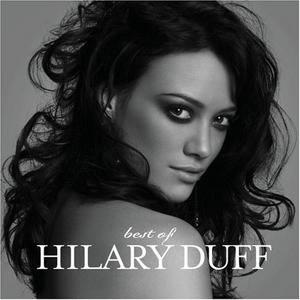 Best Of Hilary Duff album cover