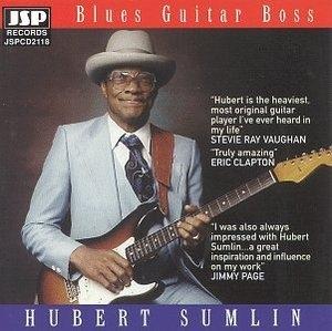 Blues Guitar Boss album cover