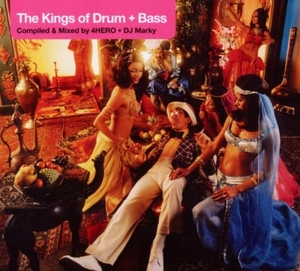 The Kings Of Drum + Bass album cover