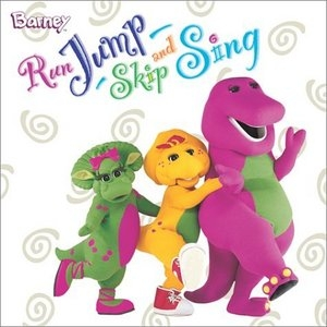 Run Jump Skip And Sing album cover