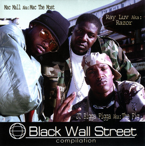 Black Wall Street Compilation album cover