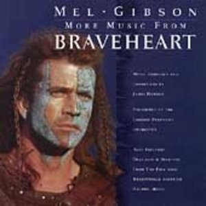 More Music From Braveheart (1995 Film) album cover
