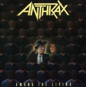 Among The Living album cover