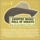 Country Music Hall Of Gre... album cover