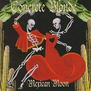 Mexican Moon album cover