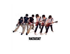Ratatat album cover