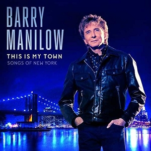 This Is My Town: Songs Of New York album cover