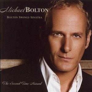 Bolton Swings Sinatra album cover