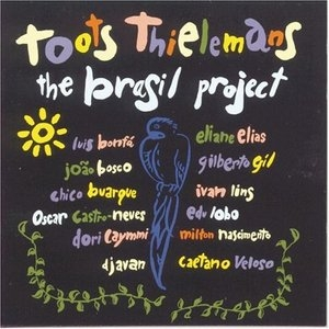 The Brasil Project album cover