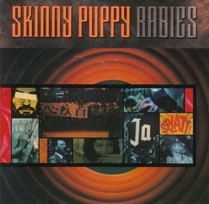 Rabies album cover