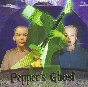 Pepper's Ghost album cover