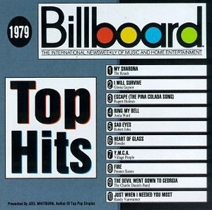 Billboard Top Hits: 1979 album cover