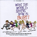 What The World Needs Now ... album cover