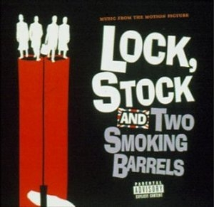 Lock, Stock And Two Smoking Barrels: Music From The Motion Picture album cover