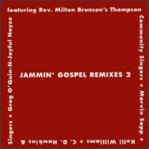 Jammin' Gospel Remixes 2 album cover