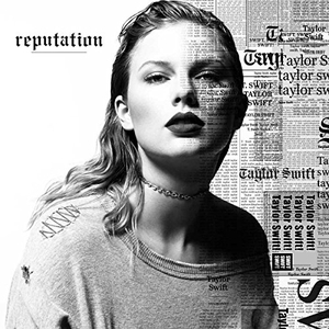reputation album cover