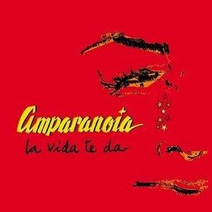 La Vida Te Da album cover