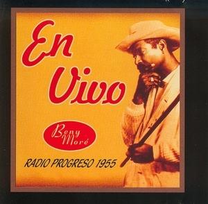 En Vivo Radio Progreso 1955 album cover