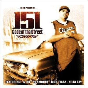Code Of Tha Street album cover