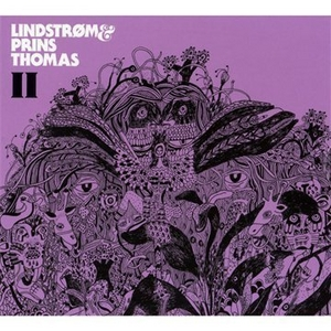 Lindstrøm & Prins Thomas II album cover
