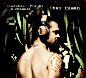 Stay Human album cover
