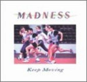 Keep Moving album cover