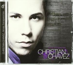 Almas Transparentes album cover