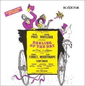 Darling Of The Day (1968 Original Broadway Cast) album cover