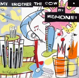 My Brother The Cow album cover