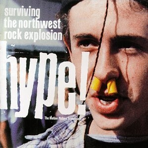 Hype (The Motion Picture Soundtrack) album cover