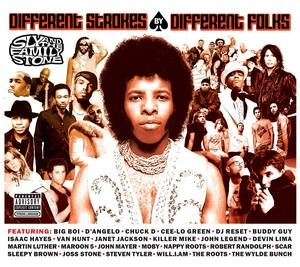 Different Strokes By Different Folks album cover