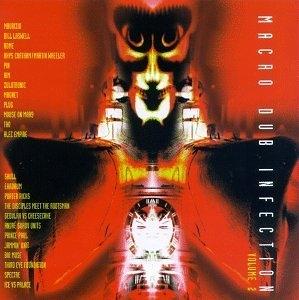 Macro Dub Infection Vol.2 album cover