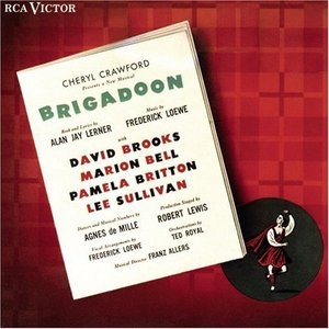 Brigadoon (1947 Original Broadway Cast) album cover