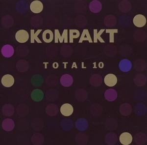 Kompakt: Total 10 album cover