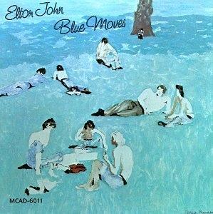 Blue Moves album cover