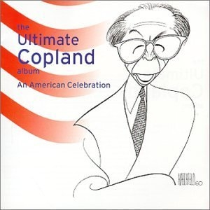 The Ultimate Copland Album album cover