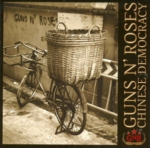 Chinese Democracy album cover