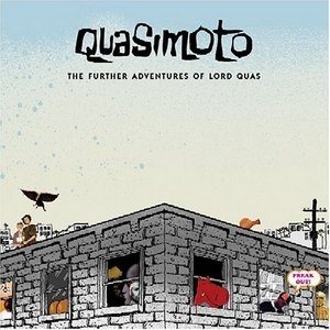 The Further Adventures Of Lord Quas album cover