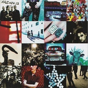 Achtung Baby album cover
