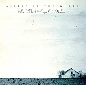 The Wheel Keeps On Rollin' album cover