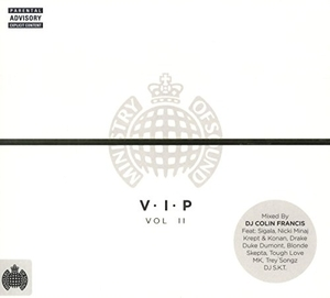 Ministry Of Sound: VIP, Vol. II album cover