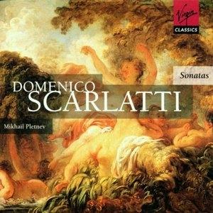 Scarlatti: Sonatas album cover