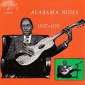 Alabama Blues 1927-1931 album cover