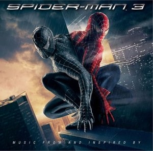 Spider-Man 3: Music From And Inspired By The Motion Picture album cover
