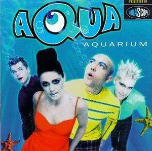 Aquarium album cover