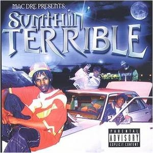 Sumthin' Terrible album cover